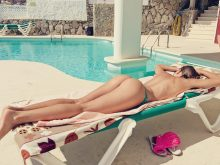 Le bain de soleil